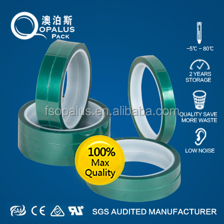 High Temperature silicone screen protector film roll