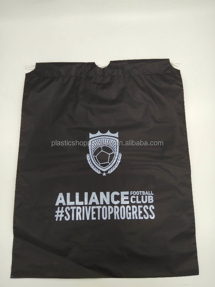 Poly LDPE Drawstring Bag