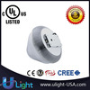 150w j-box led canopy light for parking garage with motion sensor UL listed