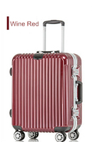 High Quality ABS Aluminum Frame Luggage/Suitcase