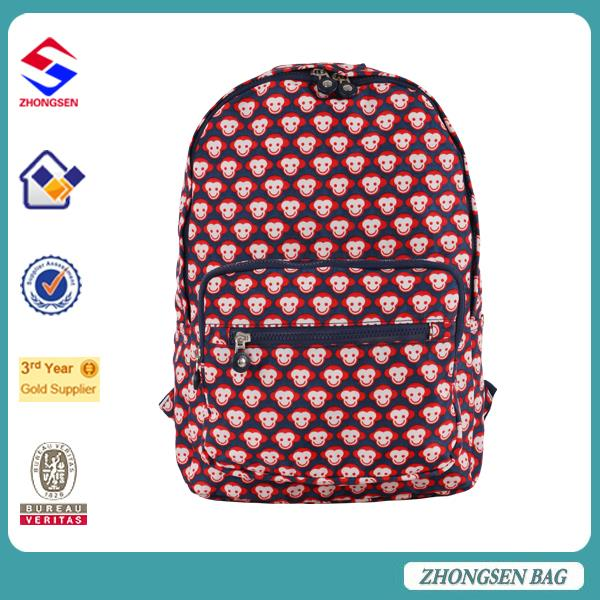 pink schoolbag camo camera backpack light weight backpack