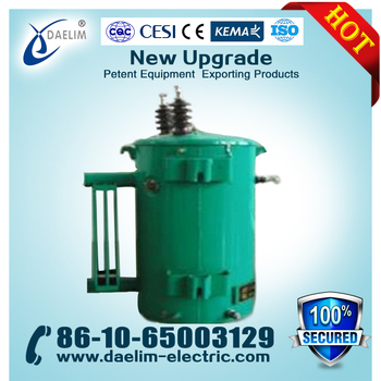 Copper Winding 6kv 75 kva Single Phase Transformer with Price