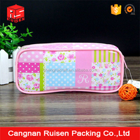 Wholesale Waterproof Transparent PVC Cosmetic Bag