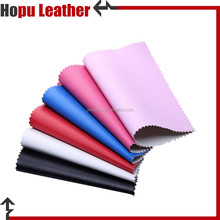 synthetic pu embossed rexine made laser nonwoven bag and cover of phone