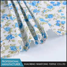 Online shopping soft breathable cotton fabric printed