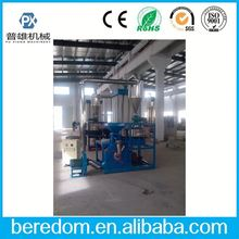 Super Quality Pvc Shoes Recycling Pulverizer Crusher Grinder Plant