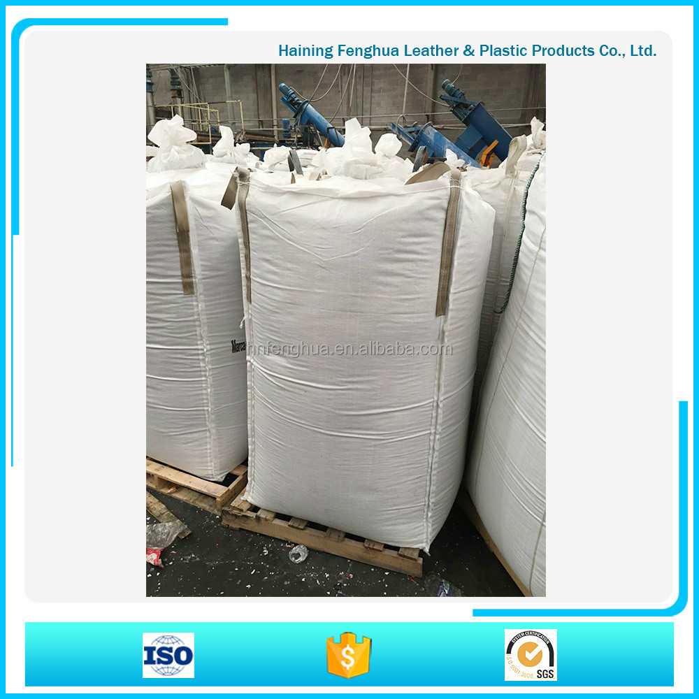 manufacture jumbo bag, big bag for fertilizer packing