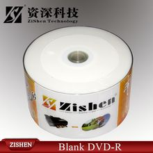 Blank Dvd-R cheap dvd-r factory rejected dvds