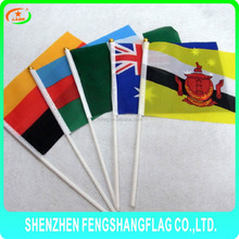the factory custom made digital hand flags