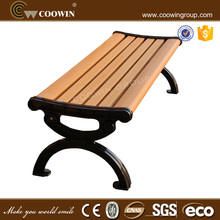 Durable WPC Garden Benches in German quality control method