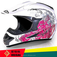 light blue motorcycle helmet color customized