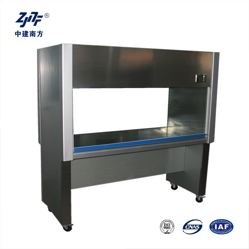 Industrial laminar flow box for ISO6 clean room