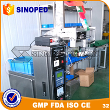 L150 3 Sides or 4 Sides Automatic Water Oil Liquid Packing Machine for Kangshifu seasoning packet