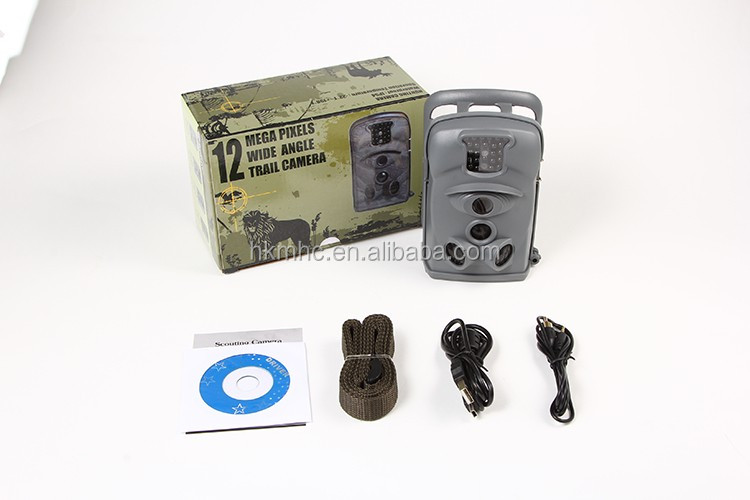 Wireless Security Wifi Time Lapse Hidden Mini Night Vision Hunting Video Camera