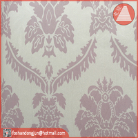 vinyl waterproof wallpaper for bathrooms decoration