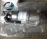 excavator PC60-8 engine parts starter motor 24v 600-813-4461