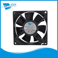 12v 8025 cooling fans electric fan motor 80mm dc brushless for inverters ac fan manufacture