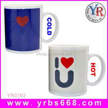 Customized logo hand paint ceramic valentine's tea cup and saucer sets