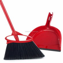 Angler Angle Broom With Dust Pan