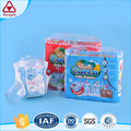Colored Printed Disposable Sleepy Baby Care Diapers For Africa OEM Welcome