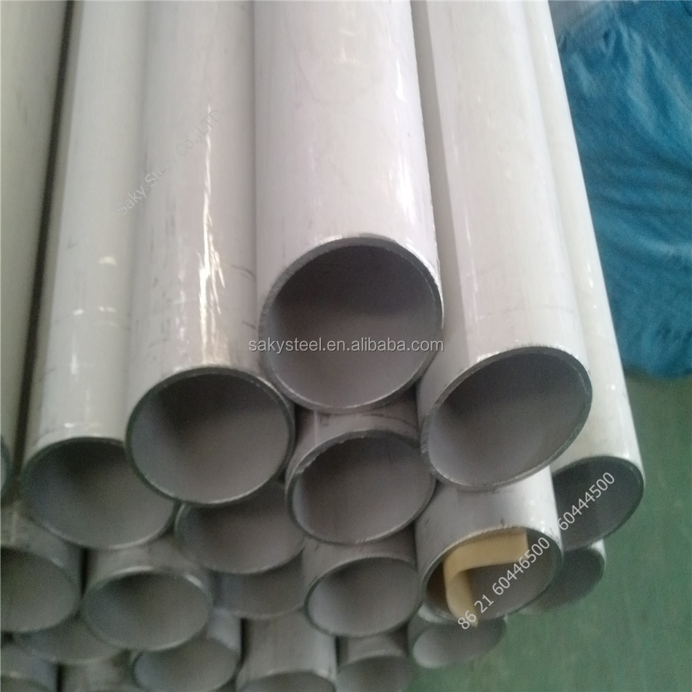 Nice pricing supplier inconel 601 stainless steel pipe