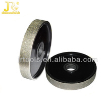 high quality gemstone grinding 6 inch diamond electroplated wheel
