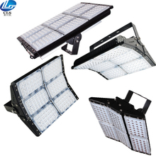 Led Sport industrial light 100watt ip65 150lumen/watt led tunnel flood light with Adjustable Fixture Angle