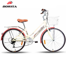City Retro Bike China High Quanity Comfortable City Bike