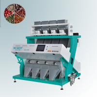 Best selling seeds color sorter/Pumpkin seeds color sorting machine for sale