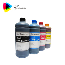 Real environmental eco solvent ink for Roland SG Series printer posters printing