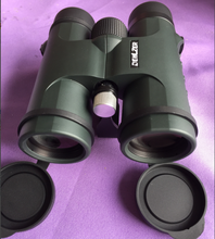 8X42 HD waterproof Binoculars - Military Telescope for Bird Watching, Hunting and Travel - Compact Folding Size with Strap