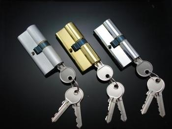 Euro Double Cylinders (6 Pins & Anti-Drill Pins) lock
