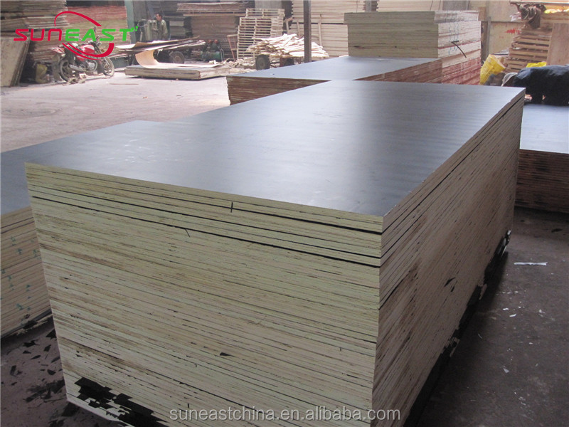black phenolic film faced plywood price,formwork panels