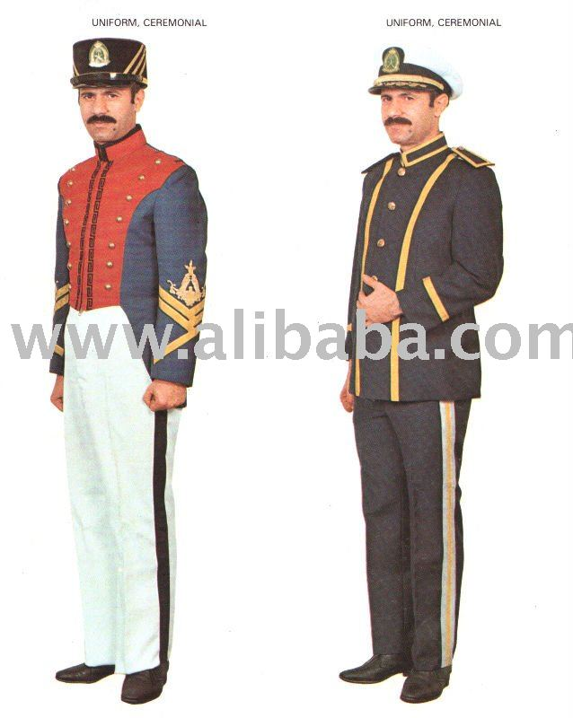 Military Ceremonial Uniform