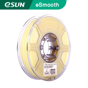 eSUN eSmooth 3D filament 1.75mm/2.85mm alcohol polishing castable
