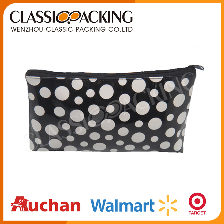 Promotional Plastic Cosmetic Bag