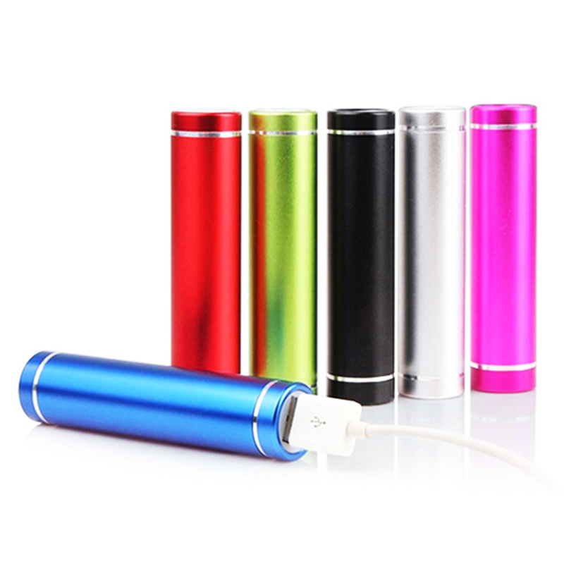 New Factory Portable Mini 2600mAh Power Bank for Samsung, MP3