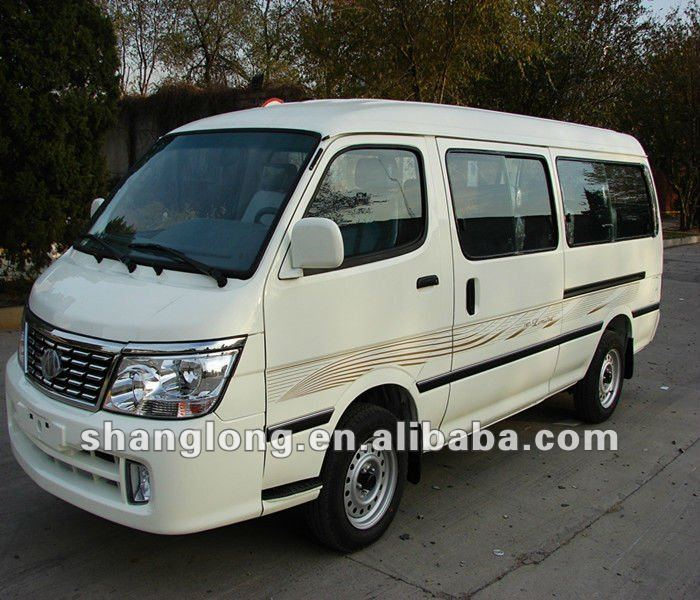 14 Seats Left/Right Hand Drive Chinese Minibus China Made