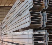 GB EN BS ASTM SS400 Q235 A36 Q345 steel construction use hot rolled carbon steel i beam