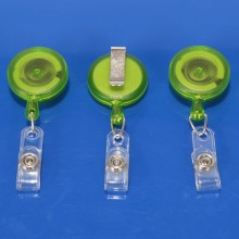 Retractable yoyo badge yoyo card holder