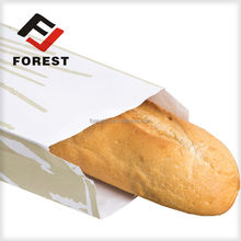 Paper bread bag, laminated paper bag and greaseproof paper bag for sale