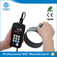 Portable Thick meter ultrasound ultrasonic pipe measuring tool