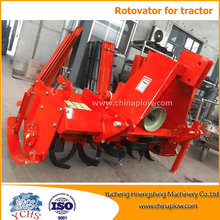 Farm implement Chain drive Rotary tiller cultivator