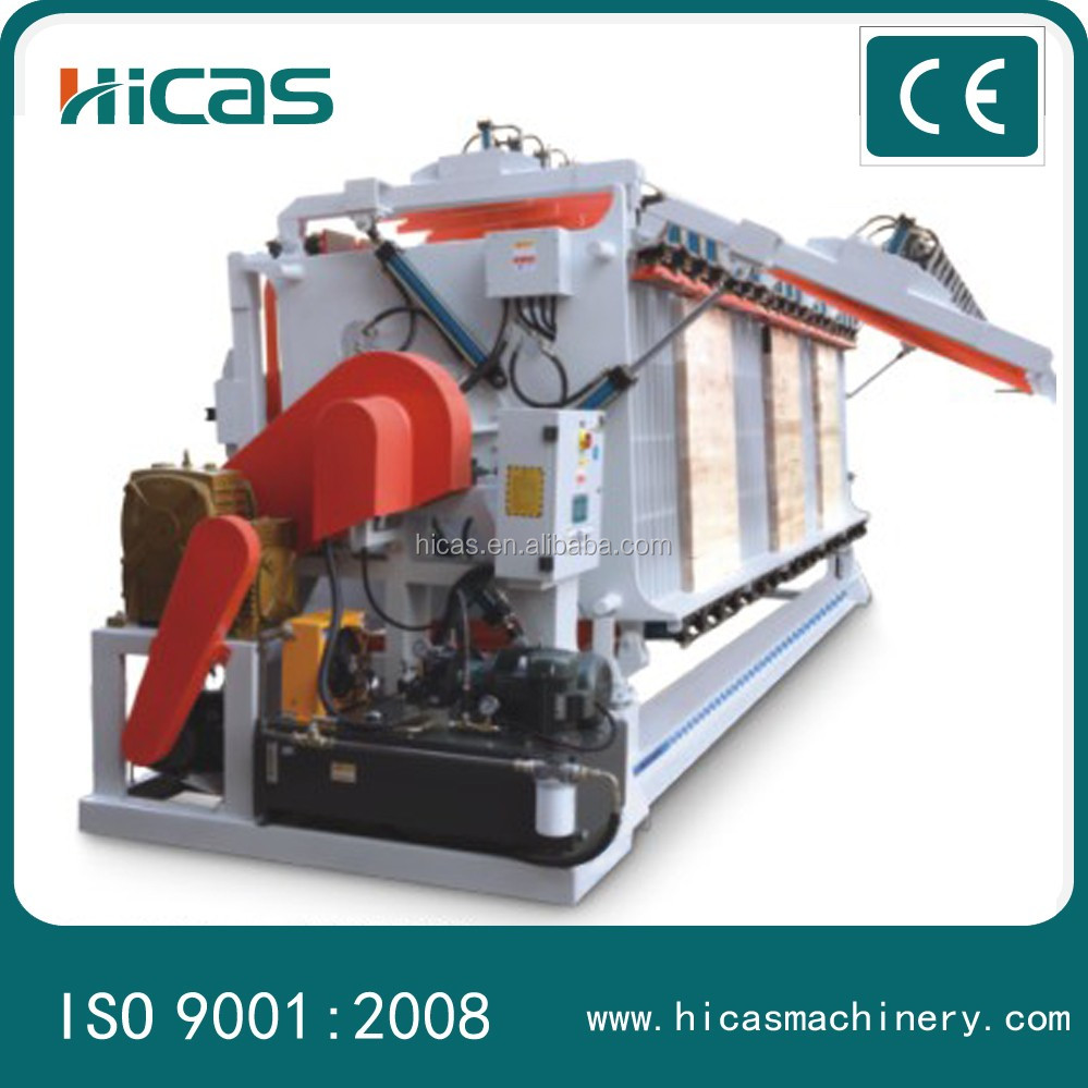 HC-MH1362C wood hydraulic clamp carrier with up fold type