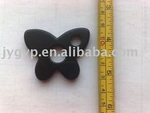 black jade butterfly massager, butterfly pendant