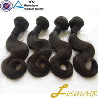 Natural Color Straight & Body Wave Virign Human Hair dream weave remi hair