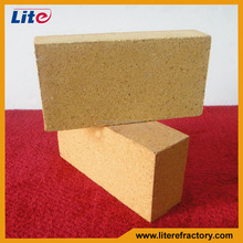 230x114x65 45% Al2O3 1740 Refractoriness High Density Fire Clay Brick for Ladle Lining