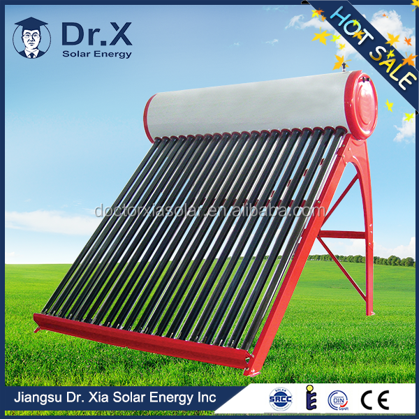 new design solar heater solar vacuum tube