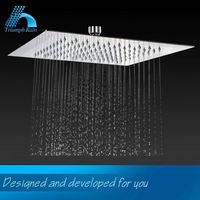 Competitive Price Top Quality Overhead Rain Spa Shower Head Bathroom Accessories