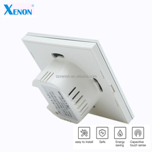 Xenon remote power switch 230v alexa light eu 3gang wall switches